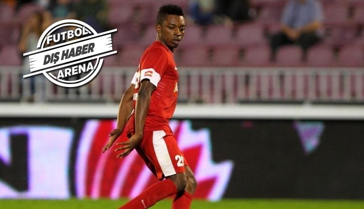 Trabzonspor Obeng Regan için transfer görüşmelerine başladı