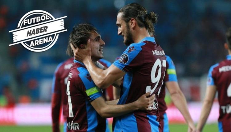 Trabzonspor'da Abdülkadir Ömür ve Yusuf Yazıcı transferleri için sürpriz karar