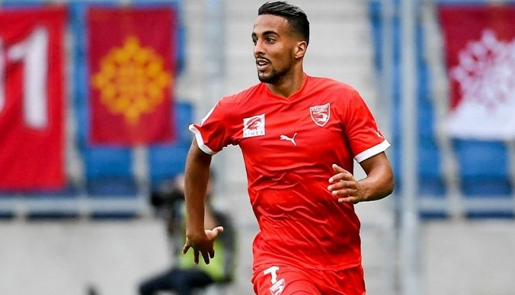 Trabzonspor'dan Rachid Alioui transfer harekatı