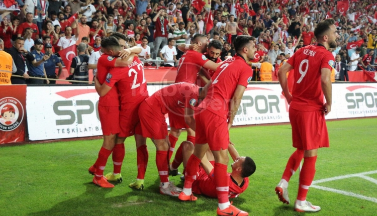 Türkiye 2-0 Fransa maç özeti ve golleri (İZLE)