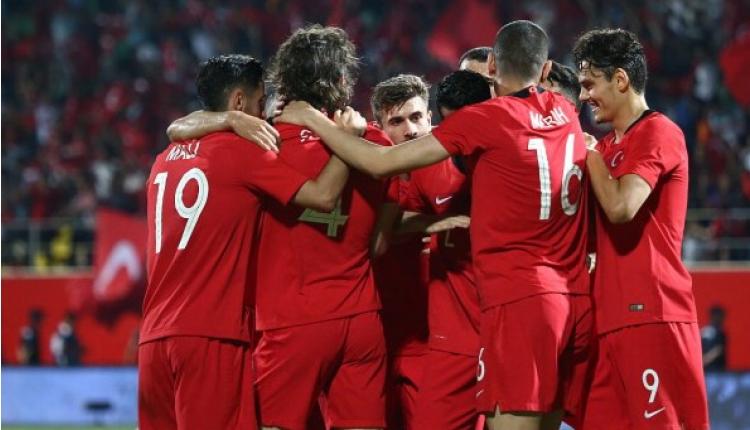 Türkiye 2-0 Özbekistan maç özeti ve golleri (İZLE)