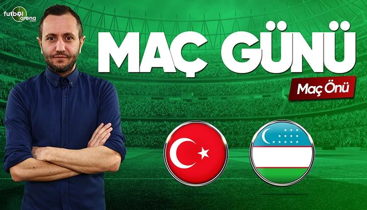 Türkiye - Özbekistan canlı izle | FutbolArenaTV CANLI