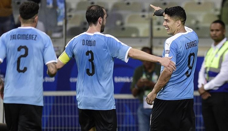 Uruguay 4-0 Ekvador maç özeti ve golleri İZLE
