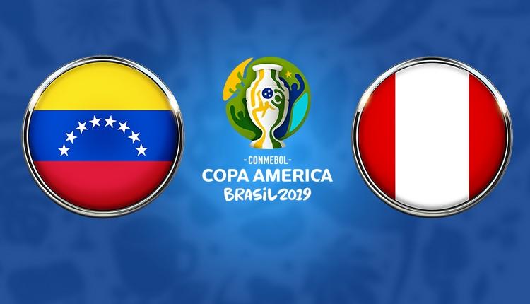 Venezuela - Peru maçı İddaa tahmini