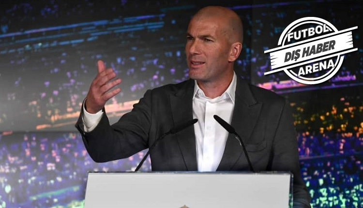 Zidane'dan Afrika Kupası taraması! Onyekuru da listede