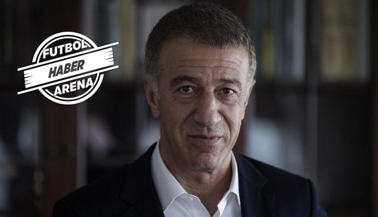 Ahmet Ağaoğlu'ndan transfer itirafı! 'Birkaç güne açıklanır'