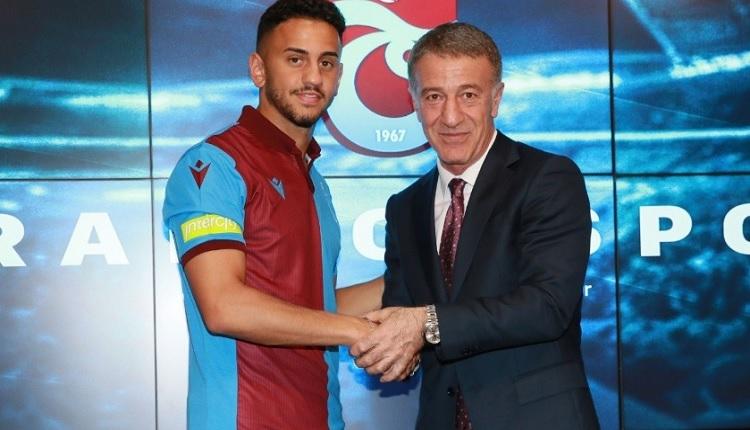 Ahmet Canbaz kimdir? Ahmet Canbaz kariyeri, mevkisi (Trabzonspor'un yeni transferi Ahmet Canbaz)