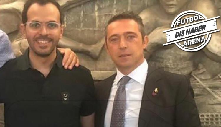Ali Koç Josef'in bonservisi için Al Ahli yöneticileriyle