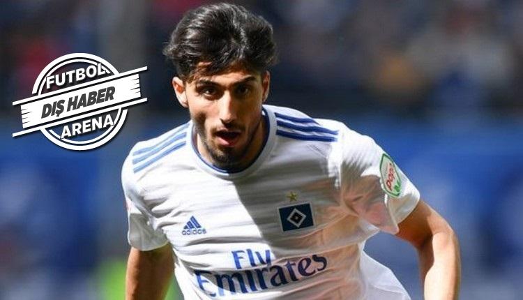 Almanlar duyurdu! Berkay Özcan, Süper Lig'e transfer olabilir