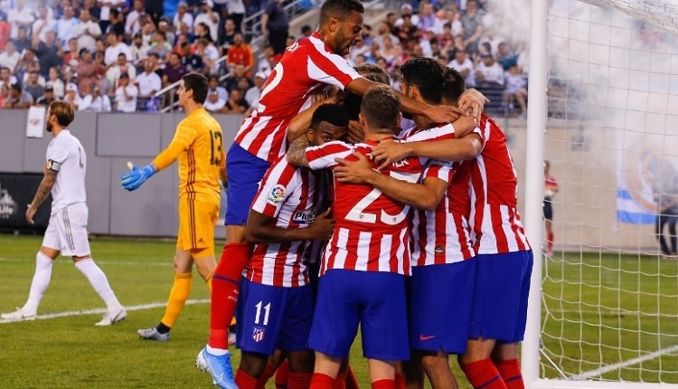 Atletico Madrid 7-3 Real Madrid maç özeti ve golleri (İZLE)