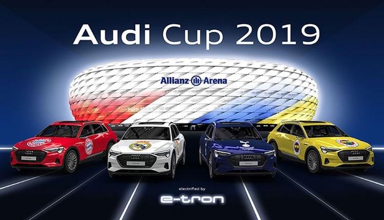 Audi Cup ne zaman başlayacak? Audi Cup Fenerbahçe maçları (Audi Cup hangi kanalda?)