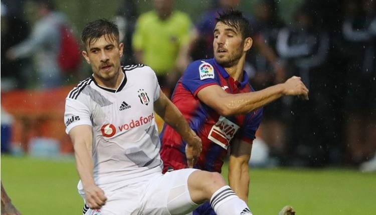 Beşiktaş 0-2 Eibar maç özeti ve golleri (İZLE)