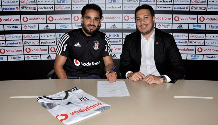 Beşiktaş, Douglas transferini resmen açıkladı