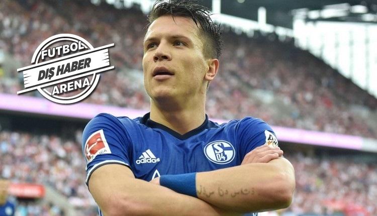 Beşiktaş, Konoplyanka ile anlaştı! Schalke ile anlaşmazlık