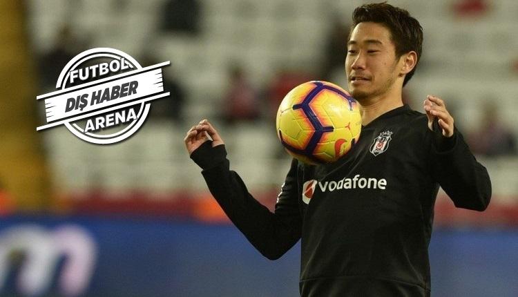 Beşiktaş ve Celta Vigo, Kagawa'yı istiyor