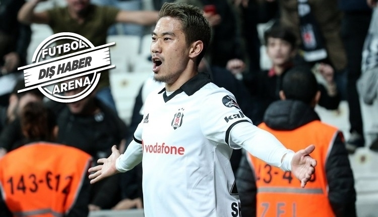 Beşiktaş'a Kagawa transferinde bonservis müjdesi