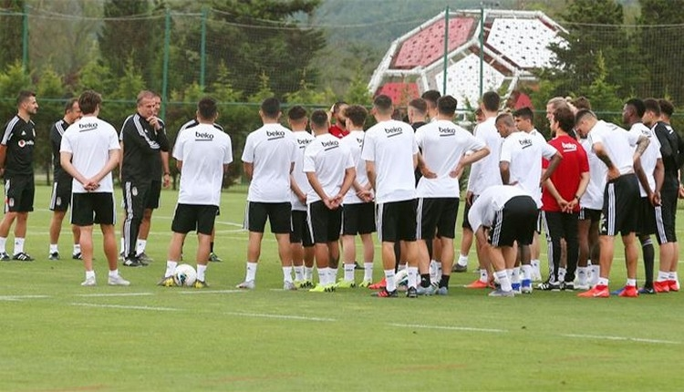 Beşiktaş'ın hazırlık maçları (Beşiktaş Avusturya kamp kadrosu)