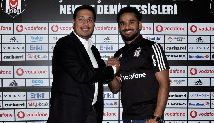 Beşiktaş'ın yeni transferi Douglas'ın ilk sözleri