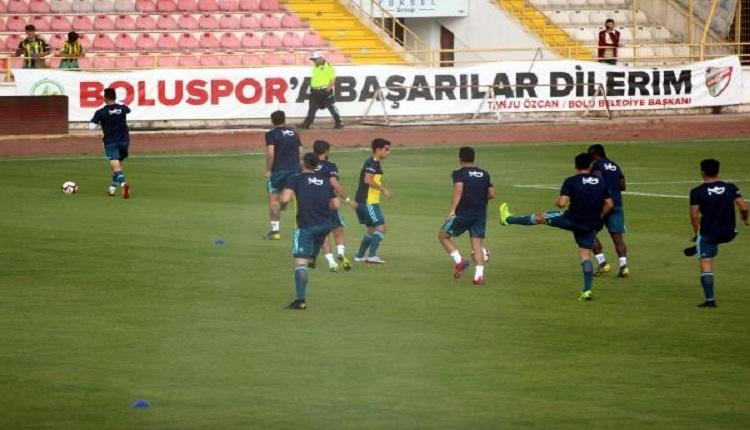 Boluspor - Fenerbahçe canlı periscope İZLE (Boluspor - Fenerbahçe hazırlık maçı canlı yayın