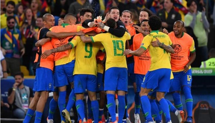 Brezilya 3-1 Peru maç özeti ve golleri (İZLE)