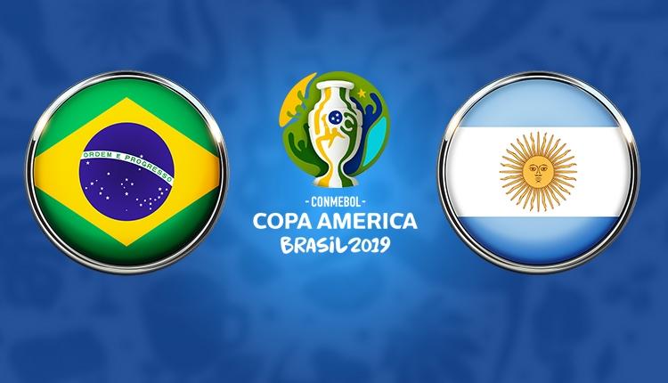 Brezilya - Arjantin maçına İddaa müjdesi açıklandı