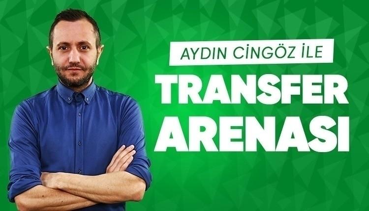 Transferde son dakika | Aydın Cingöz Transfer Arenası