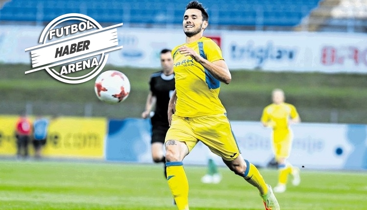 Çaykur Rizespor'a Slovenya'dan orta saha Amedej Vetrih