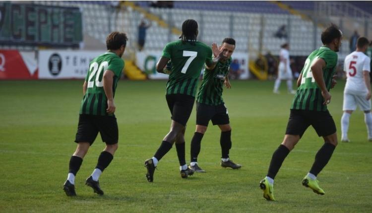 Denizlispor 2-1 Eskişehirspor maç özeti ve golleri (İZLE)