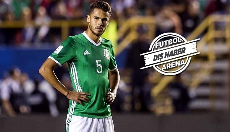 Diego Reyes için Meksika çağrısı!
