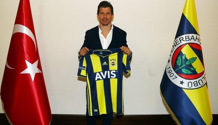 Emre Belözoğlu yeniden Fenerbahçe'de!