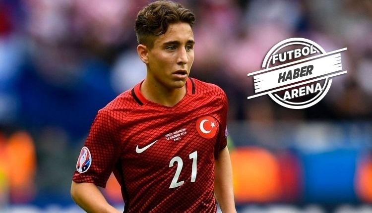 Emre Mor'dan Galatasaray'a: