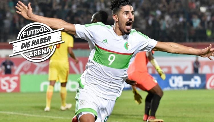 Falcao'nun yerine Monaco'dan Baghdad Bounedjah transferi
