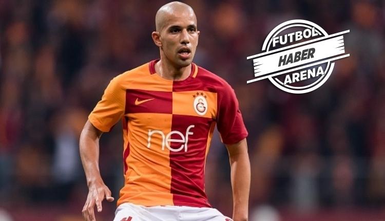 Feghouli, Süper Kupa finalinde oynayacak mı?