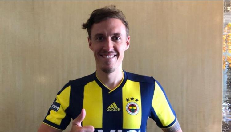 Fenerbahçe, Max Kruse ile resmi sözleşme imzaladı