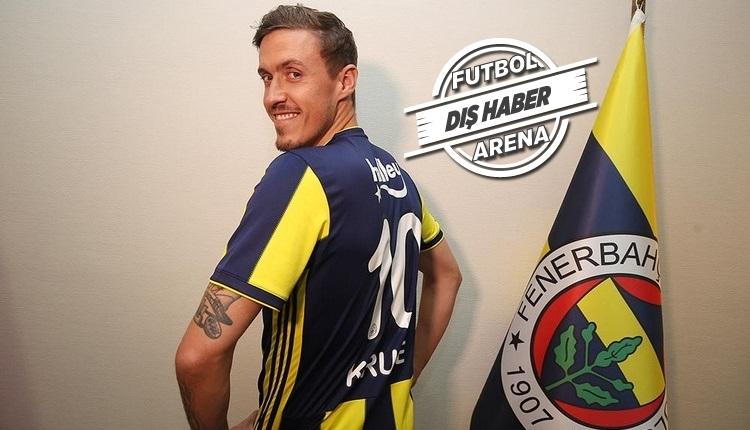 Fenerbahçe, Max Kruse transferinde Tottenham'a çalım attı