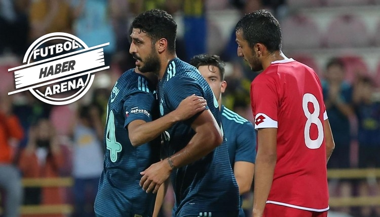 Fenerbahçe, Tolga Ciğerci ile sözleşme yeniledi
