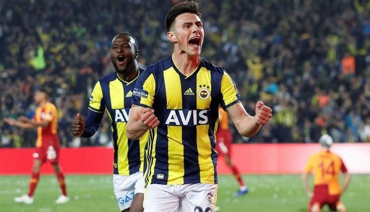 Fenerbahçe'de son dakika! Eljif Elmas, Atletico Madrid'e mi?