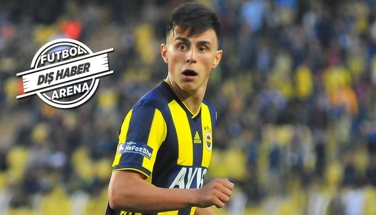 Fenerbahçe'den Napoli'ye Eljif Elmas yanıtı
