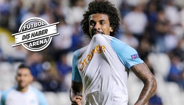 Fenerbahçe'nin gözdesi Luiz Gustavo el yaktı