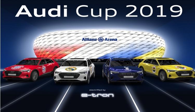 Fenerbahçe'nin katılacağı Audi Cup ne zaman başlayacak? Hangi kanalda yayınlanacak?