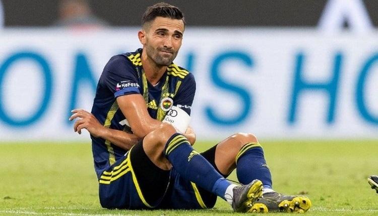 Fenerbahçe'ye Hasan Ali Kaldırım'dan kötü haber! Kaçıracağı maçlar