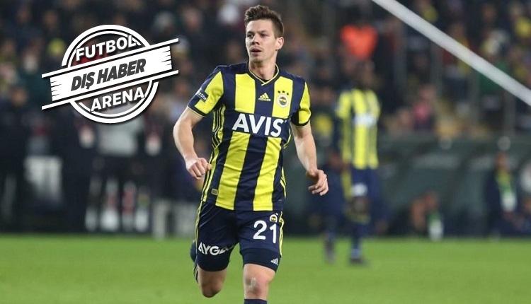 Fenerbahçe'ye mesaj: 'Zajc'ı takımda görmek isteriz'