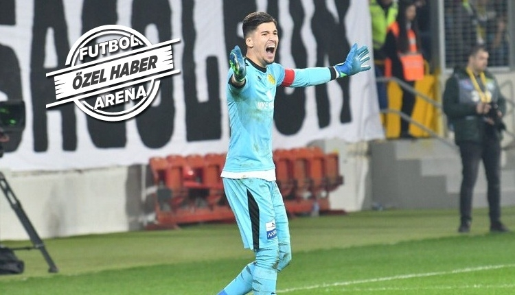 Flaş! Galatasaray kaleci Altay transferinde devreye girdi