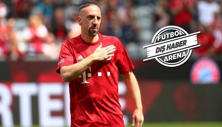 Franck Ribery'nin yeni adresi! Sürpriz teklifler