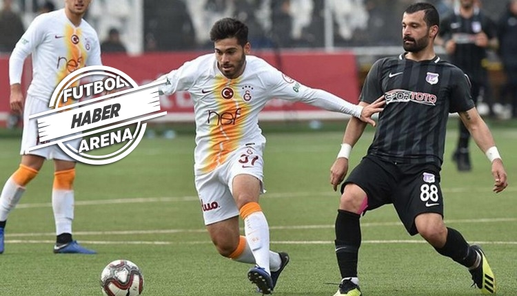 Galatasaray'da Recep Gül, Westerlo'ya kiralandı