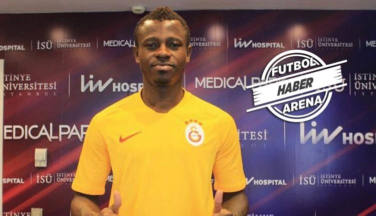 Galatasaray'ın transferi Seri, Süper Lig'de zirveye yerleşti