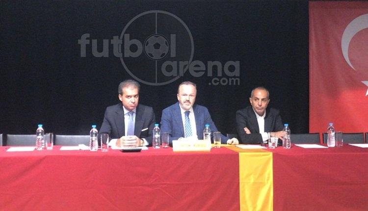 Galatasaray Divan Kurulu toplantısı gerçekleştirildi