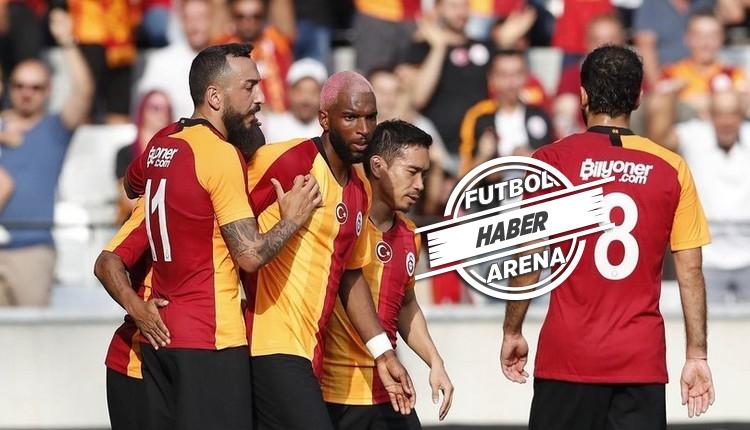 Galatasaray, Panathinakios ile hazırlık maçında karşılaşacak