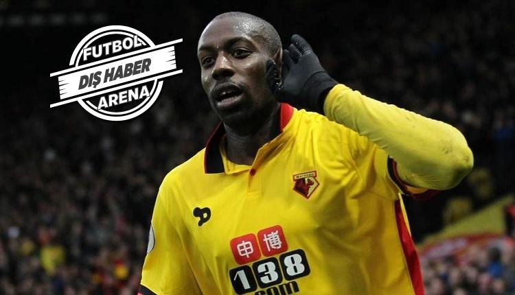 Galatasaray ve Watford arasında Stefano Okaka pazarlığı