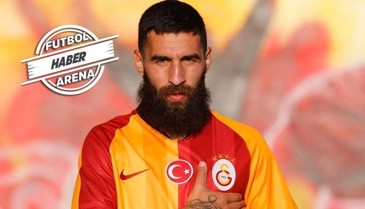 Galatasaray'da Fatih Terim'den Jimmy Durmaz kararı